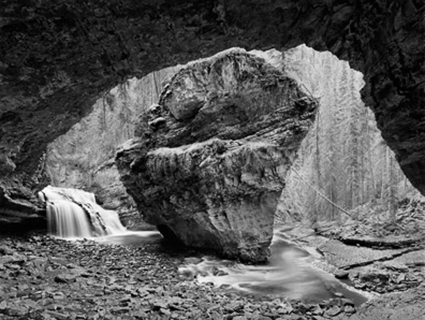 Geologic Conundrum, Banff National Park, Canada