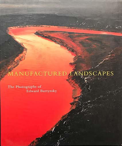 Edward Burtynsky's Manufactured Landscapes