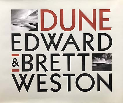 Dune / Edward Weston And Brett Weston