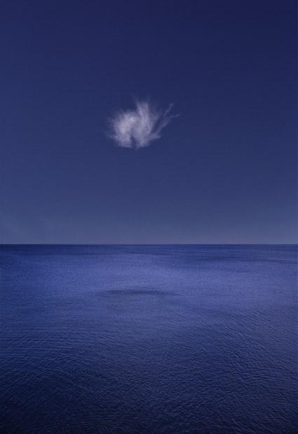 Correspondence - Sonata in Blue -III
