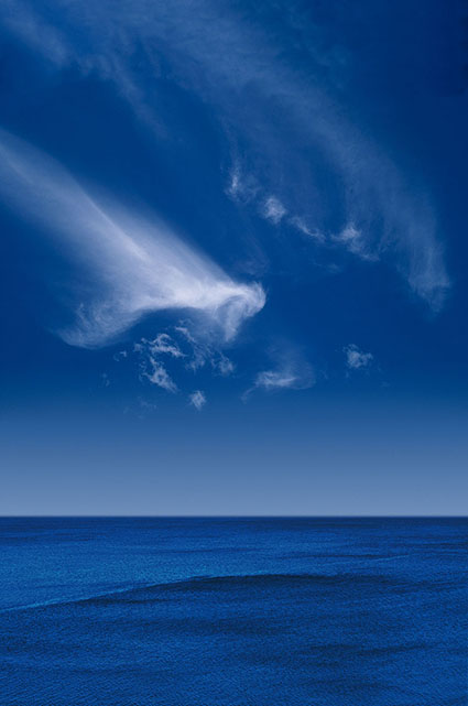 Correspondence - Sonata in Blue -XIX