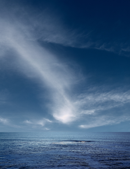 Correspondence - Sonata in Blue -XVIII