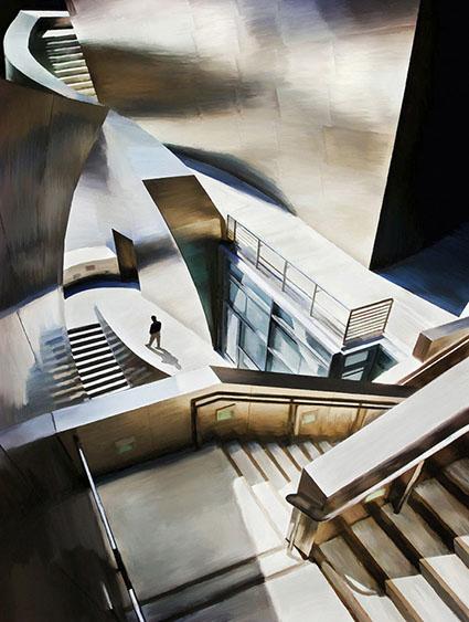 Stairway #60, Los Angeles