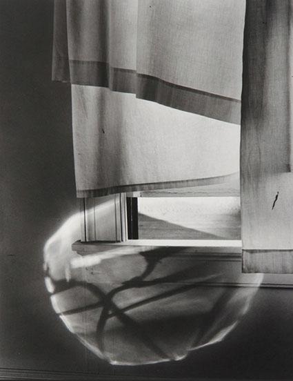 Windowsill Daydreaming, Rochester, New York, 1958