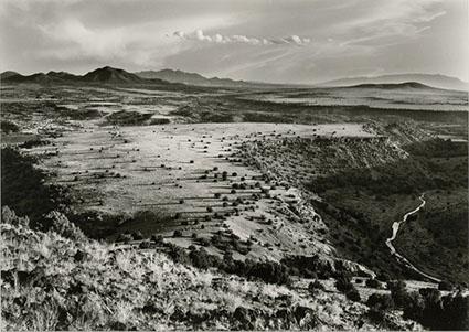 La Mesita, New Mexico, 1978