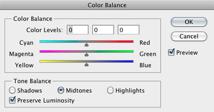 colorbalance