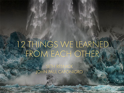 eBook 12 Things We Learned From Each Other