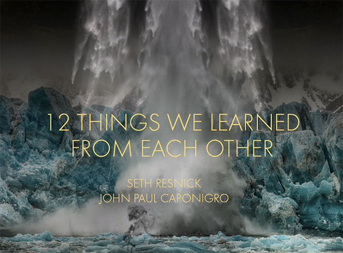 eBook - Things We Learned From Each Other