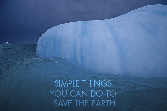 things to save Earth